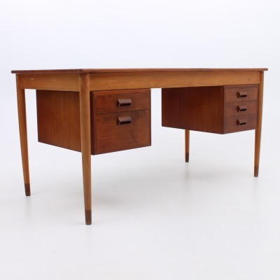 Writing desk by Børge Mogensen for Søborg Møbelfabrik, 1950s
