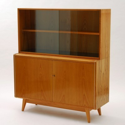 Library cabinet from the sixties by unknown designer for Jitona NP
