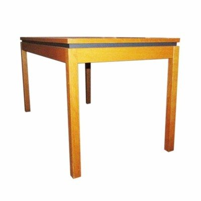 Dining table from the sixties by unknown designer for Horgen Glarus