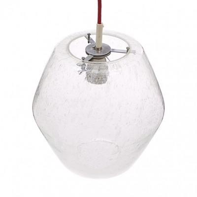 B-1217 Venetian Glass hanging lamp by Raak Amsterdam, 1960s