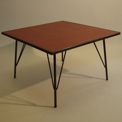 Coffee table by Rudolf Wolf for Elsrijk, 1950s