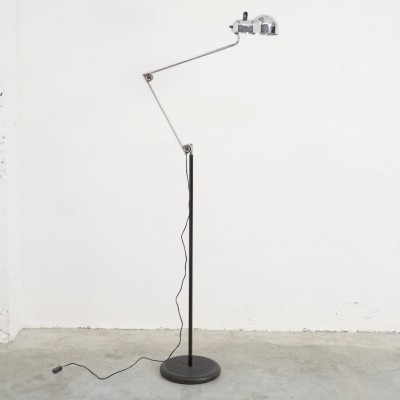 Topo floor lamp from the sixties by Joe Colombo for Stilnovo