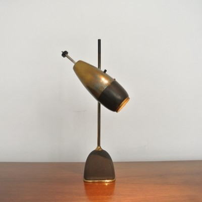 Desk lamp from the fifties by Oscar Torlasco for Lumi