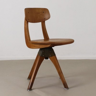 Office chair from the fifties by unknown designer for Casala