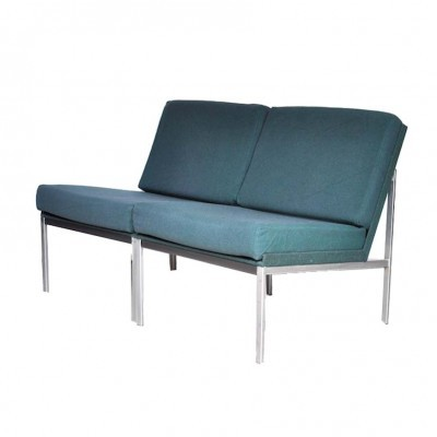 2 model 1451 lounge chairs from the sixties by Coen de Vries for Gispen