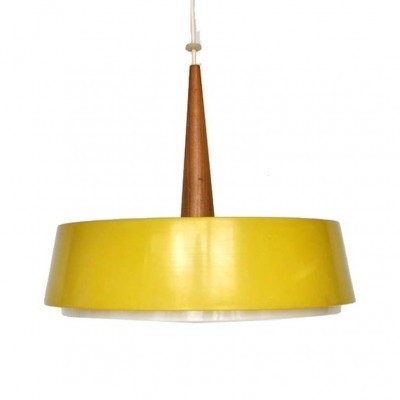 Hanging lamp from the sixties by unknown designer for Philips
