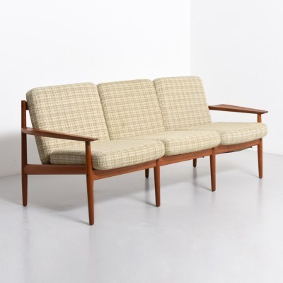 Sofa by Arne Vodder for Glostrup Møbelfabrik, 1950s