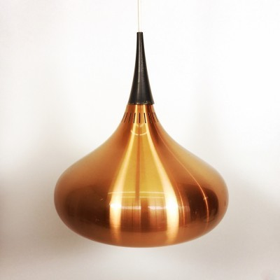 Orient Major hanging lamp by Jo Hammerborg for Fog & Mørup, 1950s