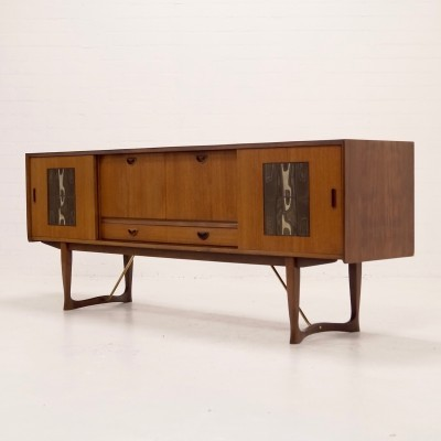 Sideboard from the fifties by Louis van Teeffelen & Jaap Ravelli for Wébé
