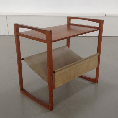 Side table from the fifties by Kai Kristiansen for unknown producer