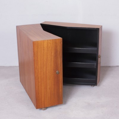 Cabinet by J. Clausen for Brande Møbelfabrik