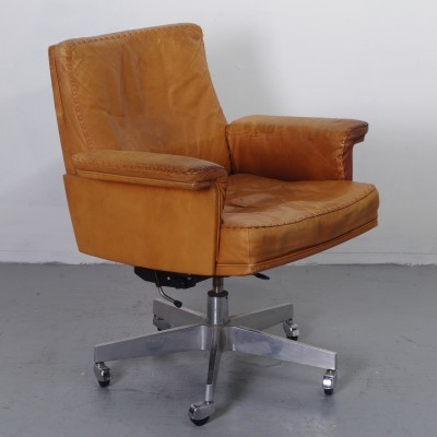 DS31 office chair from the fifties by unknown designer for De Sede