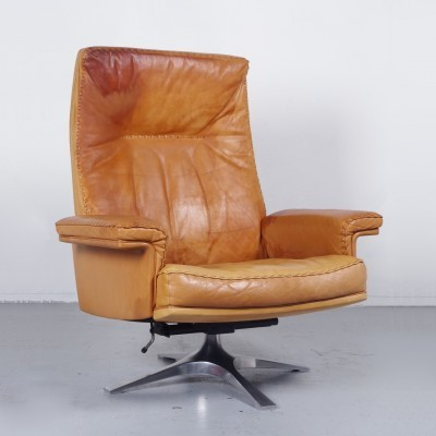 DS31 Highback lounge chair by De Sede, 1950s