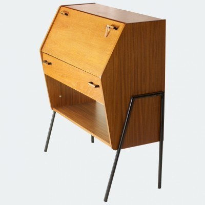 Secretaire writing desk by Creaford, 1960s