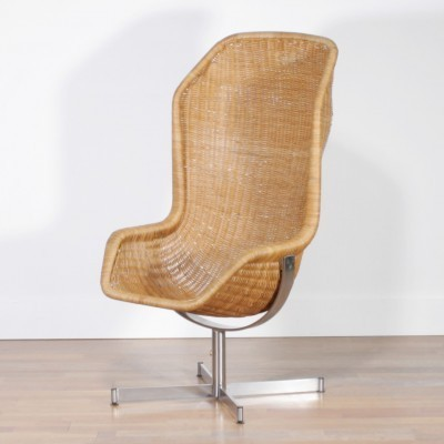 Lounge chair by Dirk van Sliedregt for Rohé Noordwolde, 1950s