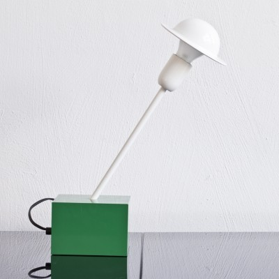 DON desk lamp from the seventies by Ettore Sottsass for Stilnovo