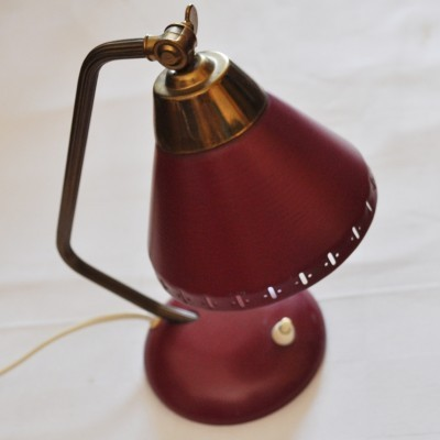 Desk lamp from the fifties by unknown designer for EWÅ