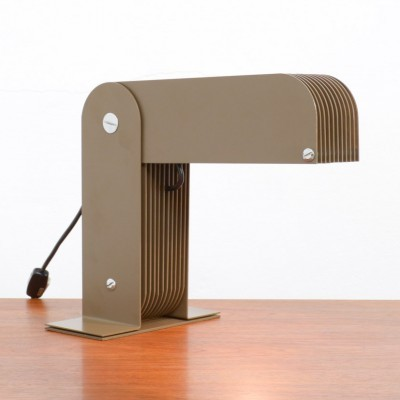 Desk lamp from the seventies by Jaap Emner for Raak Amsterdam