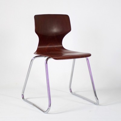 40 x Thur op Seat dining chair by Elmar Flötotto for Flötotto, 1970s