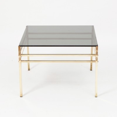 2 coffee tables from the sixties by unknown designer for unknown producer
