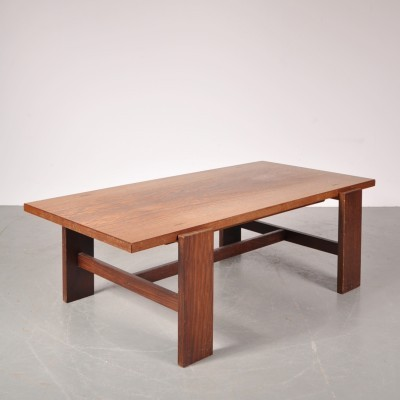 Coffee table from the sixties by Cees Braakman for Pastoe