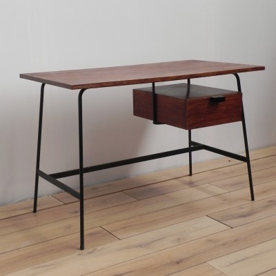 CM 178 writing desk by Pierre Paulin for Thonet, 1950s