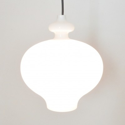 2 hanging lamps from the fifties by Hans Agne Jakobsson for Markaryd