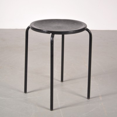 Stool from the sixties by Pierre Guariche for Meurop