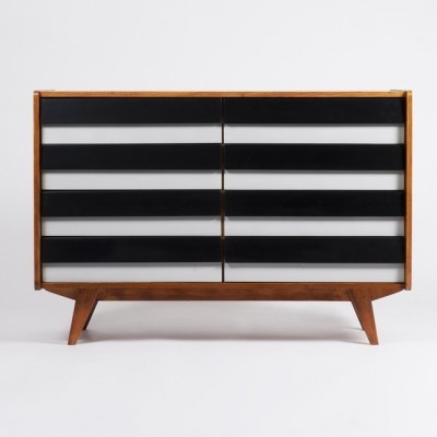 U-450 chest of drawers from the sixties by Jiří Jiroutek for Interier Praha