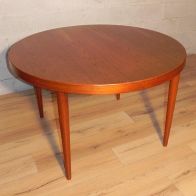 Dining Table by Kai Kristiansen for Unknown Manufacturer