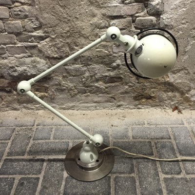 Floor lamp from the fifties by Jean Louis Domecq for Jieldé