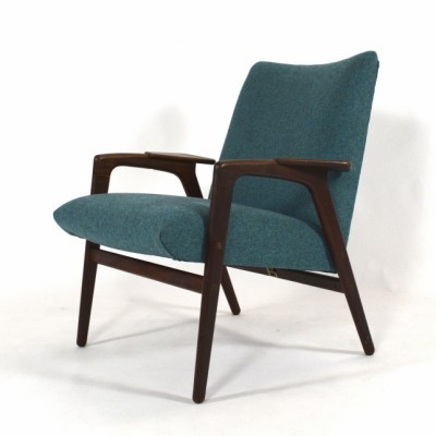 Ruster Lady lounge chair from the fifties by Yngve Ekström for Pastoe