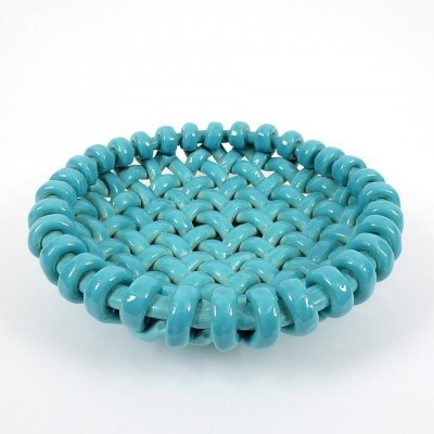 Ceramic Bowl by Jerome Massier for Vallauris, 1960s