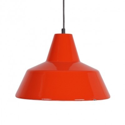 Hanging lamp from the sixties by unknown designer for Louis Poulsen