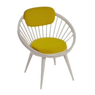 Circle lounge chair from the sixties by Yngve Ekström for Swedese