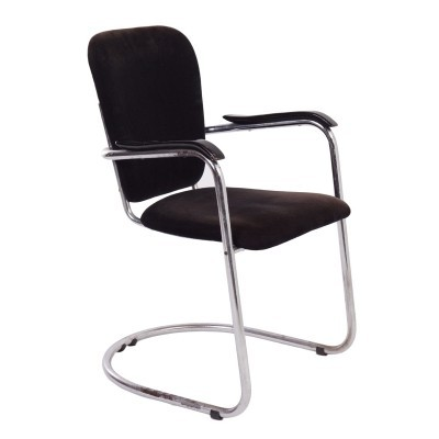 Fana Metal arm chair, 1950s