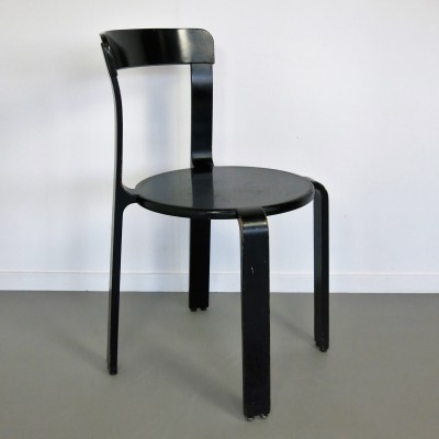 Rey Chair dining chair by Bruno Rey for Dietiker Swiss, 1970s