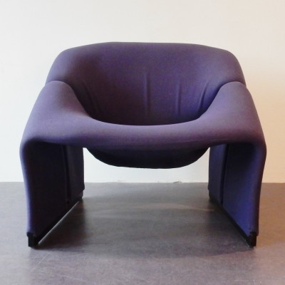 Model 580 lounge chair from the sixties by Pierre Paulin for Artifort