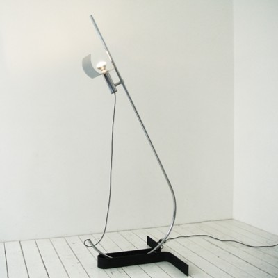 Jota floor lamp from the sixties by Ennio Chiggio for Lumenform