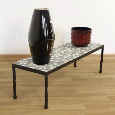 Flowerbench side table, 1960s