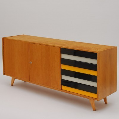 U 460 sideboard from the sixties by Jiří Jiroutek for Interier Praha