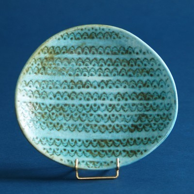 Biomorphic Cup from the fifties by Jacques Serre & Michelle Serre for Les 2 Potiers