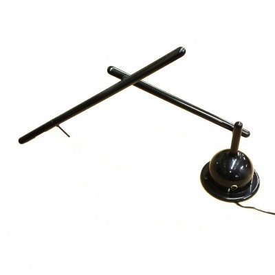 Mira desk lamp from the eighties by Mario Arnaboldi for Programmaluce