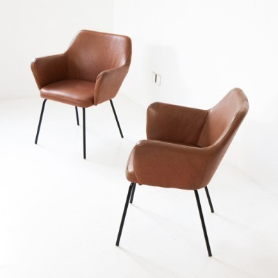 Airone Arm Chair by Gio Ponti and Alberto Rosselli for Arflex