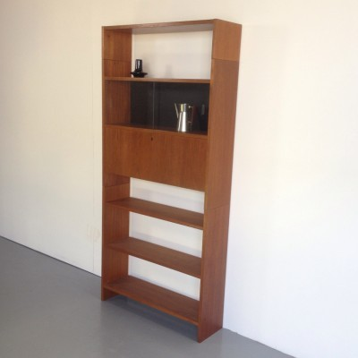 Cabinet from the fifties by Poul Cadovius for KLM