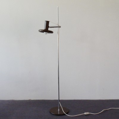 Optima floor lamp from the seventies by Hans Due for Fog & Mørup