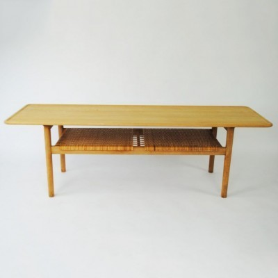 AT-10 Coffee Table by Hans Wegner for Andreas Tuck