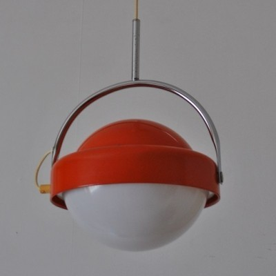 Hanging lamp by Uno Dahlen for Aneta Sweden, 1960s