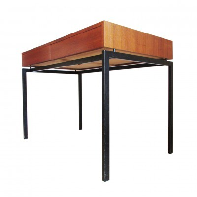 Writing desk from the sixties by Dieter Waeckerlin for Zingg Lamprecht