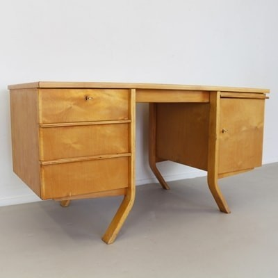 EB04 writing desk from the fifties by Cees Braakman for Pastoe